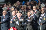 March Past, Remembrance Sunday at the Cenotaph 2016: E10 HMS Glasgow Association. Cenotaph, Whitehall, London SW1, London, Greater London, United Kingdom, on 13 November 2016 at 13:05, image #1710