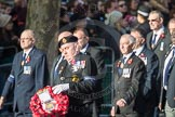 March Past, Remembrance Sunday at the Cenotaph 2016: E10 HMS Glasgow Association. Cenotaph, Whitehall, London SW1, London, Greater London, United Kingdom, on 13 November 2016 at 13:05, image #1712