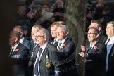 March Past, Remembrance Sunday at the Cenotaph 2016: E10 HMS Glasgow Association. Cenotaph, Whitehall, London SW1, London, Greater London, United Kingdom, on 13 November 2016 at 13:05, image #1718