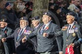 March Past, Remembrance Sunday at the Cenotaph 2016: E14 Ton Class Association. Cenotaph, Whitehall, London SW1, London, Greater London, United Kingdom, on 13 November 2016 at 13:05, image #1731
