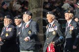 March Past, Remembrance Sunday at the Cenotaph 2016: E14 Ton Class Association. Cenotaph, Whitehall, London SW1, London, Greater London, United Kingdom, on 13 November 2016 at 13:05, image #1732