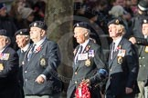 March Past, Remembrance Sunday at the Cenotaph 2016: E14 Ton Class Association. Cenotaph, Whitehall, London SW1, London, Greater London, United Kingdom, on 13 November 2016 at 13:05, image #1733