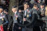 March Past, Remembrance Sunday at the Cenotaph 2016: E14 Ton Class Association. Cenotaph, Whitehall, London SW1, London, Greater London, United Kingdom, on 13 November 2016 at 13:05, image #1735