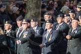 March Past, Remembrance Sunday at the Cenotaph 2016: E14 Ton Class Association. Cenotaph, Whitehall, London SW1, London, Greater London, United Kingdom, on 13 November 2016 at 13:05, image #1738
