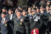 March Past, Remembrance Sunday at the Cenotaph 2016: E15 Type 42 Association. Cenotaph, Whitehall, London SW1, London, Greater London, United Kingdom, on 13 November 2016 at 13:05, image #1741
