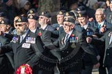 March Past, Remembrance Sunday at the Cenotaph 2016: E15 Type 42 Association. Cenotaph, Whitehall, London SW1, London, Greater London, United Kingdom, on 13 November 2016 at 13:05, image #1743