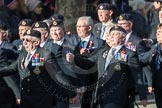 March Past, Remembrance Sunday at the Cenotaph 2016: E15 Type 42 Association. Cenotaph, Whitehall, London SW1, London, Greater London, United Kingdom, on 13 November 2016 at 13:05, image #1745