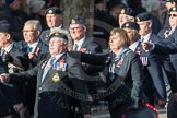 March Past, Remembrance Sunday at the Cenotaph 2016: E15 Type 42 Association. Cenotaph, Whitehall, London SW1, London, Greater London, United Kingdom, on 13 November 2016 at 13:05, image #1747