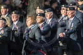 March Past, Remembrance Sunday at the Cenotaph 2016: E15 Type 42 Association. Cenotaph, Whitehall, London SW1, London, Greater London, United Kingdom, on 13 November 2016 at 13:05, image #1748