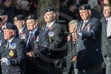 March Past, Remembrance Sunday at the Cenotaph 2016: E15 Type 42 Association. Cenotaph, Whitehall, London SW1, London, Greater London, United Kingdom, on 13 November 2016 at 13:05, image #1750