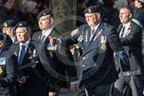 March Past, Remembrance Sunday at the Cenotaph 2016: E15 Type 42 Association. Cenotaph, Whitehall, London SW1, London, Greater London, United Kingdom, on 13 November 2016 at 13:05, image #1751