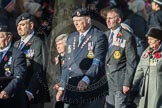 March Past, Remembrance Sunday at the Cenotaph 2016: E15 Type 42 Association. Cenotaph, Whitehall, London SW1, London, Greater London, United Kingdom, on 13 November 2016 at 13:05, image #1752