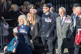 March Past, Remembrance Sunday at the Cenotaph 2016: E18 Royal Fleet Auxiliary Association. Cenotaph, Whitehall, London SW1, London, Greater London, United Kingdom, on 13 November 2016 at 13:05, image #1789