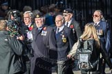 March Past, Remembrance Sunday at the Cenotaph 2016: E19 Royal Naval Communications Association. Cenotaph, Whitehall, London SW1, London, Greater London, United Kingdom, on 13 November 2016 at 13:05, image #1795