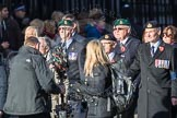 March Past, Remembrance Sunday at the Cenotaph 2016: E20 Royal Naval Medical Branch Ratings & Sick Berth Staff Association. Cenotaph, Whitehall, London SW1, London, Greater London, United Kingdom, on 13 November 2016 at 13:06, image #1808