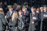 March Past, Remembrance Sunday at the Cenotaph 2016: E20 Royal Naval Medical Branch Ratings & Sick Berth Staff Association. Cenotaph, Whitehall, London SW1, London, Greater London, United Kingdom, on 13 November 2016 at 13:06, image #1809