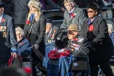 March Past, Remembrance Sunday at the Cenotaph 2016: E21 Royal Naval Benevolent Trust. Cenotaph, Whitehall, London SW1, London, Greater London, United Kingdom, on 13 November 2016 at 13:06, image #1817