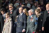 March Past, Remembrance Sunday at the Cenotaph 2016: E22 Yangtze Incident Association. Cenotaph, Whitehall, London SW1, London, Greater London, United Kingdom, on 13 November 2016 at 13:06, image #1828