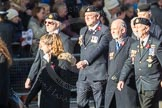 March Past, Remembrance Sunday at the Cenotaph 2016: E23 Submariners Association. Cenotaph, Whitehall, London SW1, London, Greater London, United Kingdom, on 13 November 2016 at 13:06, image #1832