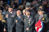 March Past, Remembrance Sunday at the Cenotaph 2016: E23 Submariners Association. Cenotaph, Whitehall, London SW1, London, Greater London, United Kingdom, on 13 November 2016 at 13:06, image #1833