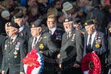 March Past, Remembrance Sunday at the Cenotaph 2016: E23 Submariners Association. Cenotaph, Whitehall, London SW1, London, Greater London, United Kingdom, on 13 November 2016 at 13:06, image #1834
