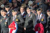 March Past, Remembrance Sunday at the Cenotaph 2016: E23 Submariners Association. Cenotaph, Whitehall, London SW1, London, Greater London, United Kingdom, on 13 November 2016 at 13:06, image #1835