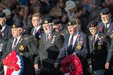 March Past, Remembrance Sunday at the Cenotaph 2016: E23 Submariners Association. Cenotaph, Whitehall, London SW1, London, Greater London, United Kingdom, on 13 November 2016 at 13:06, image #1836