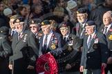 March Past, Remembrance Sunday at the Cenotaph 2016: E23 Submariners Association. Cenotaph, Whitehall, London SW1, London, Greater London, United Kingdom, on 13 November 2016 at 13:06, image #1837