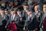 March Past, Remembrance Sunday at the Cenotaph 2016: E23 Submariners Association. Cenotaph, Whitehall, London SW1, London, Greater London, United Kingdom, on 13 November 2016 at 13:06, image #1838