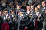 March Past, Remembrance Sunday at the Cenotaph 2016: E23 Submariners Association. Cenotaph, Whitehall, London SW1, London, Greater London, United Kingdom, on 13 November 2016 at 13:06, image #1839