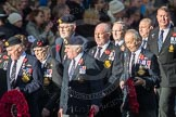 March Past, Remembrance Sunday at the Cenotaph 2016: E23 Submariners Association. Cenotaph, Whitehall, London SW1, London, Greater London, United Kingdom, on 13 November 2016 at 13:06, image #1840