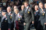 March Past, Remembrance Sunday at the Cenotaph 2016: E23 Submariners Association. Cenotaph, Whitehall, London SW1, London, Greater London, United Kingdom, on 13 November 2016 at 13:06, image #1842