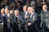 March Past, Remembrance Sunday at the Cenotaph 2016: E24 Association of Royal Yachtsmen. Cenotaph, Whitehall, London SW1, London, Greater London, United Kingdom, on 13 November 2016 at 13:06, image #1853