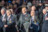 March Past, Remembrance Sunday at the Cenotaph 2016: E24 Association of Royal Yachtsmen. Cenotaph, Whitehall, London SW1, London, Greater London, United Kingdom, on 13 November 2016 at 13:06, image #1855