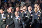 March Past, Remembrance Sunday at the Cenotaph 2016: E25 Broadsword Association. Cenotaph, Whitehall, London SW1, London, Greater London, United Kingdom, on 13 November 2016 at 13:06, image #1862