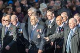 March Past, Remembrance Sunday at the Cenotaph 2016: E25 Broadsword Association. Cenotaph, Whitehall, London SW1, London, Greater London, United Kingdom, on 13 November 2016 at 13:06, image #1865