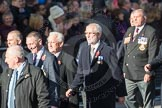 March Past, Remembrance Sunday at the Cenotaph 2016: E25 Broadsword Association. Cenotaph, Whitehall, London SW1, London, Greater London, United Kingdom, on 13 November 2016 at 13:06, image #1867