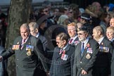 March Past, Remembrance Sunday at the Cenotaph 2016: E26 Aircraft Handlers Association. Cenotaph, Whitehall, London SW1, London, Greater London, United Kingdom, on 13 November 2016 at 13:06, image #1875