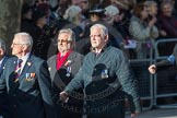 March Past, Remembrance Sunday at the Cenotaph 2016: E26 Aircraft Handlers Association. Cenotaph, Whitehall, London SW1, London, Greater London, United Kingdom, on 13 November 2016 at 13:07, image #1891