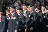 March Past, Remembrance Sunday at the Cenotaph 2016: E27 Aircrewmans Association. Cenotaph, Whitehall, London SW1, London, Greater London, United Kingdom, on 13 November 2016 at 13:07, image #1898