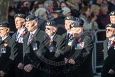 March Past, Remembrance Sunday at the Cenotaph 2016: E27 Aircrewmans Association. Cenotaph, Whitehall, London SW1, London, Greater London, United Kingdom, on 13 November 2016 at 13:07, image #1901