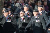 March Past, Remembrance Sunday at the Cenotaph 2016: E27 Aircrewmans Association. Cenotaph, Whitehall, London SW1, London, Greater London, United Kingdom, on 13 November 2016 at 13:07, image #1904