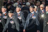 March Past, Remembrance Sunday at the Cenotaph 2016: E29 Cloud Observers Association. Cenotaph, Whitehall, London SW1, London, Greater London, United Kingdom, on 13 November 2016 at 13:07, image #1907