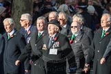 March Past, Remembrance Sunday at the Cenotaph 2016: E29 Cloud Observers Association. Cenotaph, Whitehall, London SW1, London, Greater London, United Kingdom, on 13 November 2016 at 13:07, image #1911