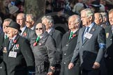 March Past, Remembrance Sunday at the Cenotaph 2016: E28 The Fisgard Association. Cenotaph, Whitehall, London SW1, London, Greater London, United Kingdom, on 13 November 2016 at 13:07, image #1914