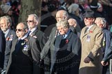 March Past, Remembrance Sunday at the Cenotaph 2016: E28 The Fisgard Association. Cenotaph, Whitehall, London SW1, London, Greater London, United Kingdom, on 13 November 2016 at 13:07, image #1920