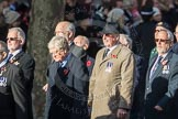 March Past, Remembrance Sunday at the Cenotaph 2016: E28 The Fisgard Association. Cenotaph, Whitehall, London SW1, London, Greater London, United Kingdom, on 13 November 2016 at 13:07, image #1921