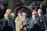 March Past, Remembrance Sunday at the Cenotaph 2016: E28 The Fisgard Association. Cenotaph, Whitehall, London SW1, London, Greater London, United Kingdom, on 13 November 2016 at 13:07, image #1922