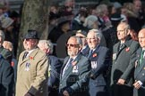 March Past, Remembrance Sunday at the Cenotaph 2016: E28 The Fisgard Association. Cenotaph, Whitehall, London SW1, London, Greater London, United Kingdom, on 13 November 2016 at 13:07, image #1923