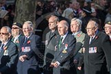 March Past, Remembrance Sunday at the Cenotaph 2016: E28 The Fisgard Association. Cenotaph, Whitehall, London SW1, London, Greater London, United Kingdom, on 13 November 2016 at 13:07, image #1925